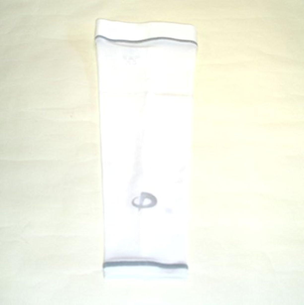 放棄された恐れ郵便局ファイテン パワーカーフ ホワイト/SL Mサイズ2枚入り