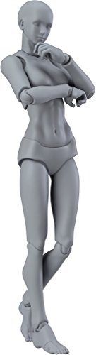figma archetype next:she gray color ver. ノンスケール ABS&PVC製 塗装済み可動フィギュア