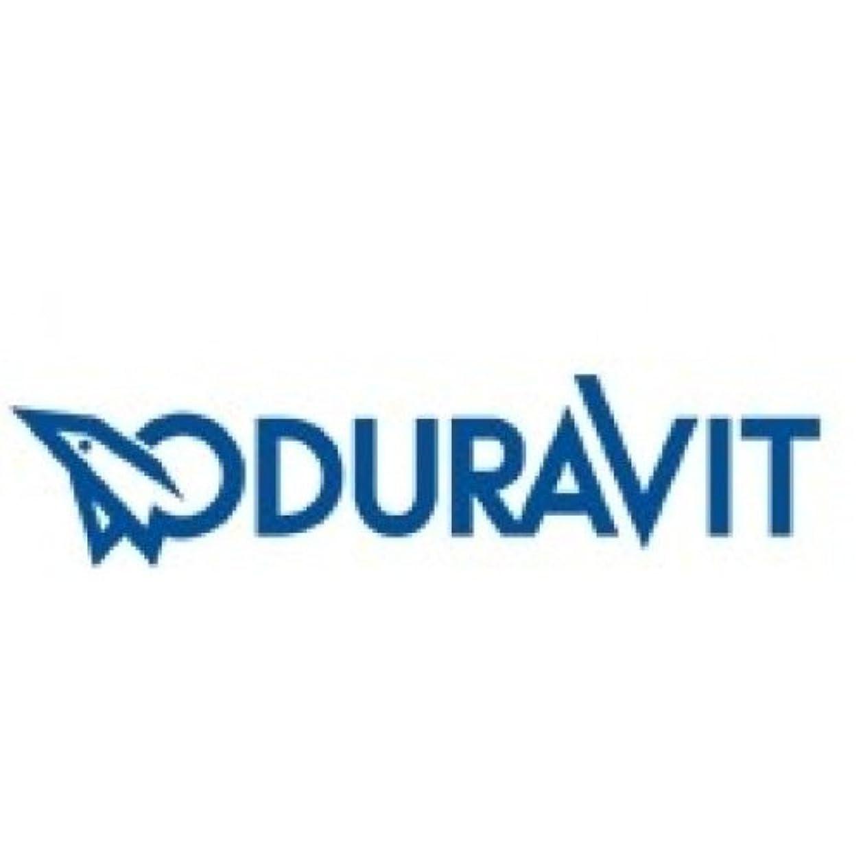 Duravit dn678201418 Terra /ホワイトマットDarling新しいDarling新しいキャビネットのみ23 1 / 2