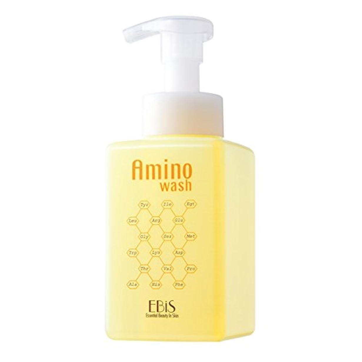 配るルネッサンスカメラエビス化粧品(EBiS) アミノウォッシュ400ml 洗顔フォーム (N)