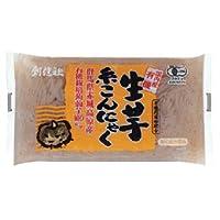 創健社 有機 生芋糸こんにゃく 250g×15個          JAN:4901735016624