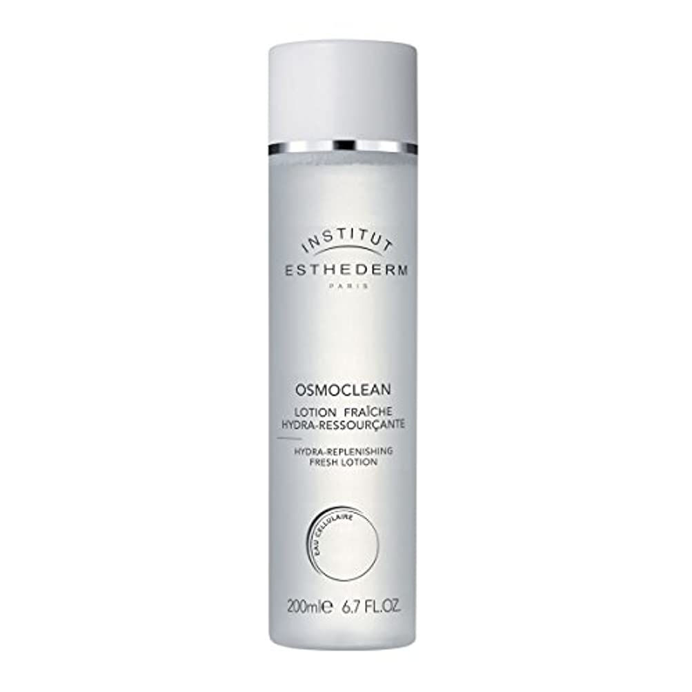 アラーム面白い支払いInstitut Esthederm Osmoclean Hydra-replenishing Fresh Lotion 200ml [並行輸入品]