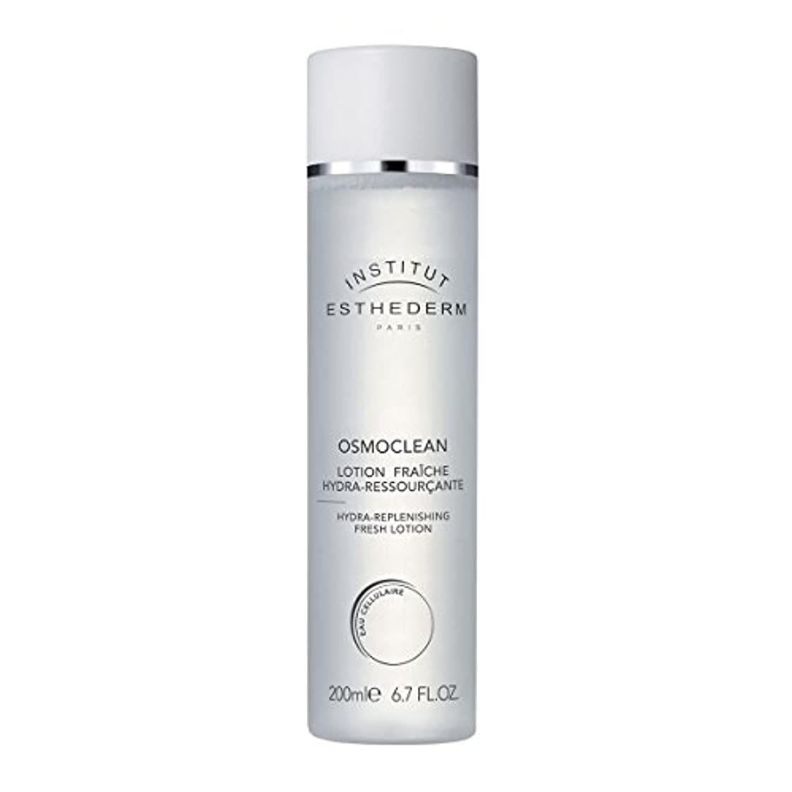 他の日緩めることわざInstitut Esthederm Osmoclean Hydra-replenishing Fresh Lotion 200ml [並行輸入品]