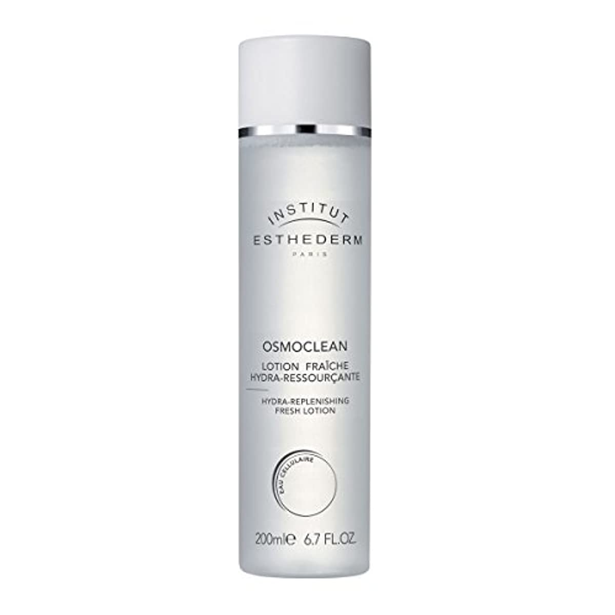 解決する失望させる雑品Institut Esthederm Osmoclean Hydra-replenishing Fresh Lotion 200ml [並行輸入品]