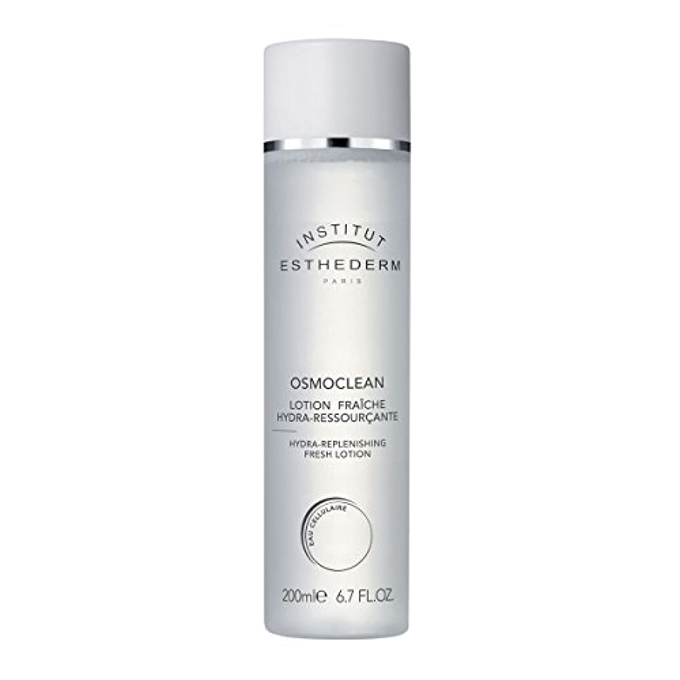松再生可能こどもの日Institut Esthederm Osmoclean Hydra-replenishing Fresh Lotion 200ml [並行輸入品]