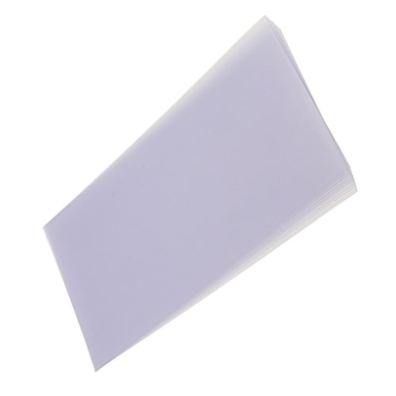 SONONIA 透明フィルム 工芸ネックレス DIY樹脂 クリア ペンダント 手作りジュエリー 手芸素材 10枚入り