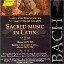 Sacred Music in Latin 1