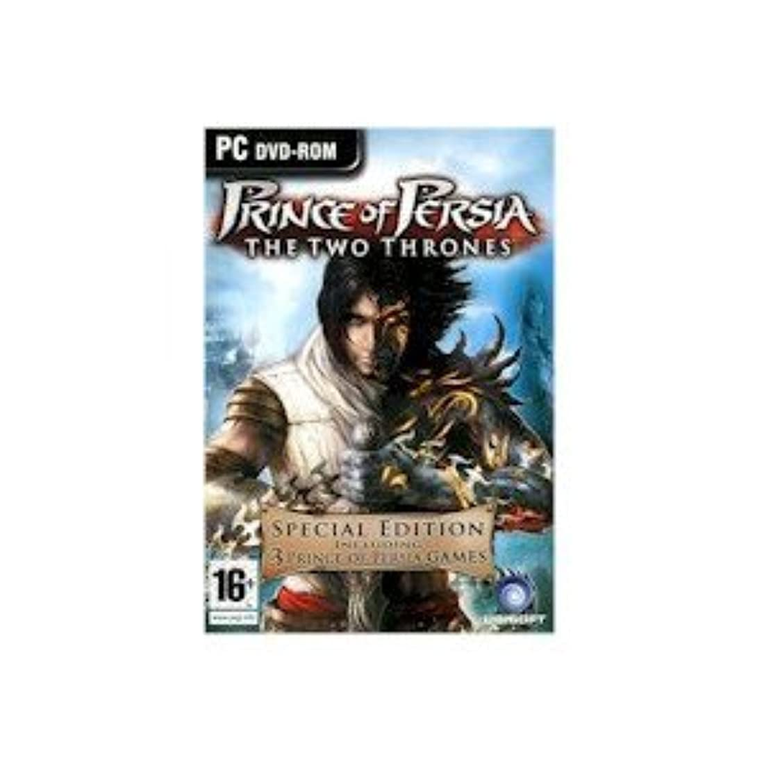 シュガー勤勉な遠えPrince Of Persia The Two Thrones (輸入版)