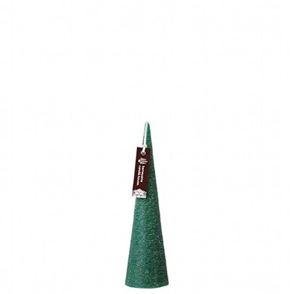 作家差別応答kameyama candle(カメヤマキャンドル) ブラッシュコーンSS 「 グリーン 」(A9550000G)