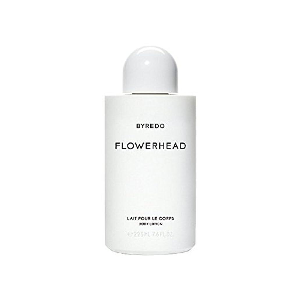 これら天の抑圧者ボディローション225ミリリットル x2 - Byredo Flowerhead Body Lotion 225ml (Pack of 2) [並行輸入品]