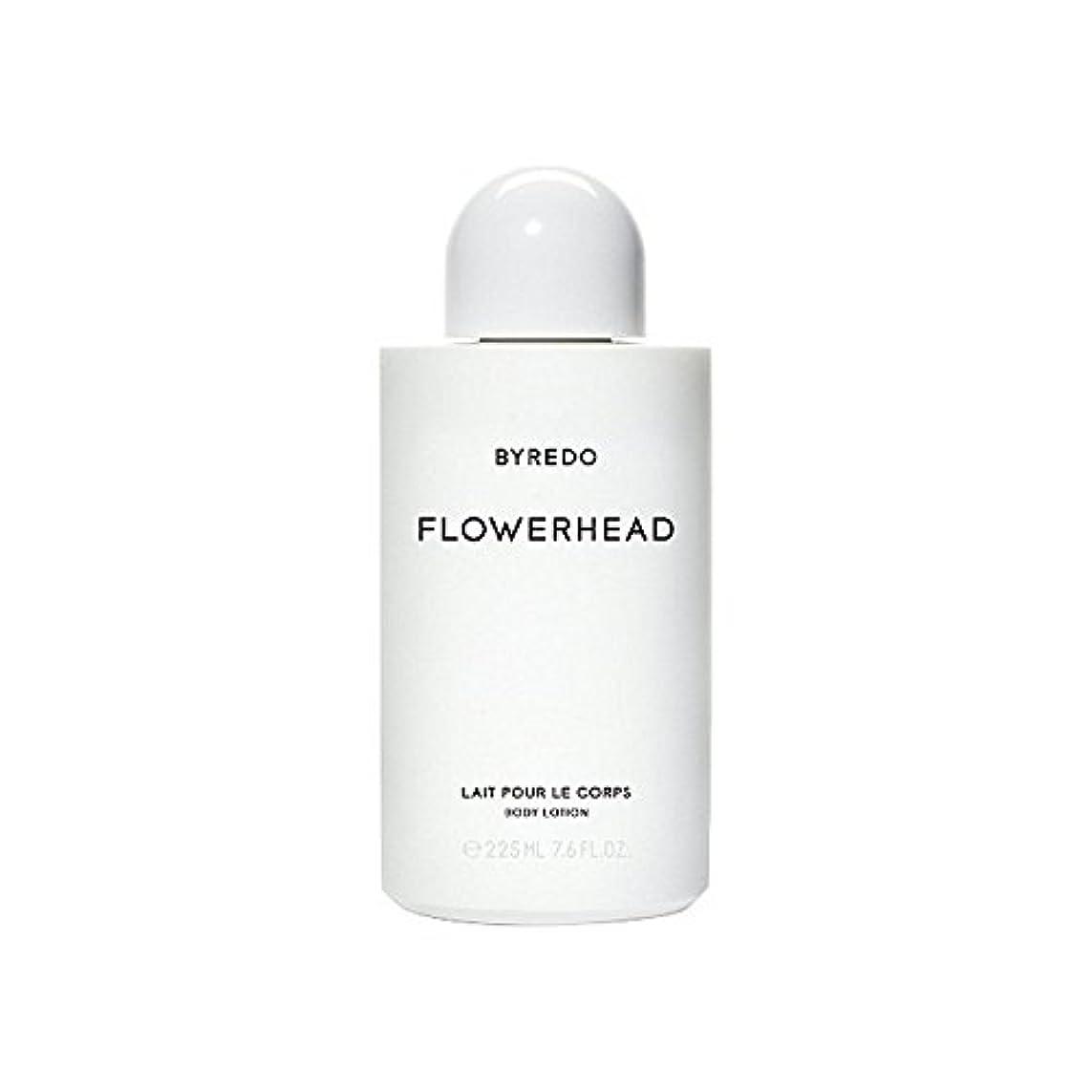 短くする仕えるあえてByredo Flowerhead Body Lotion 225ml (Pack of 6) - ボディローション225ミリリットル x6 [並行輸入品]