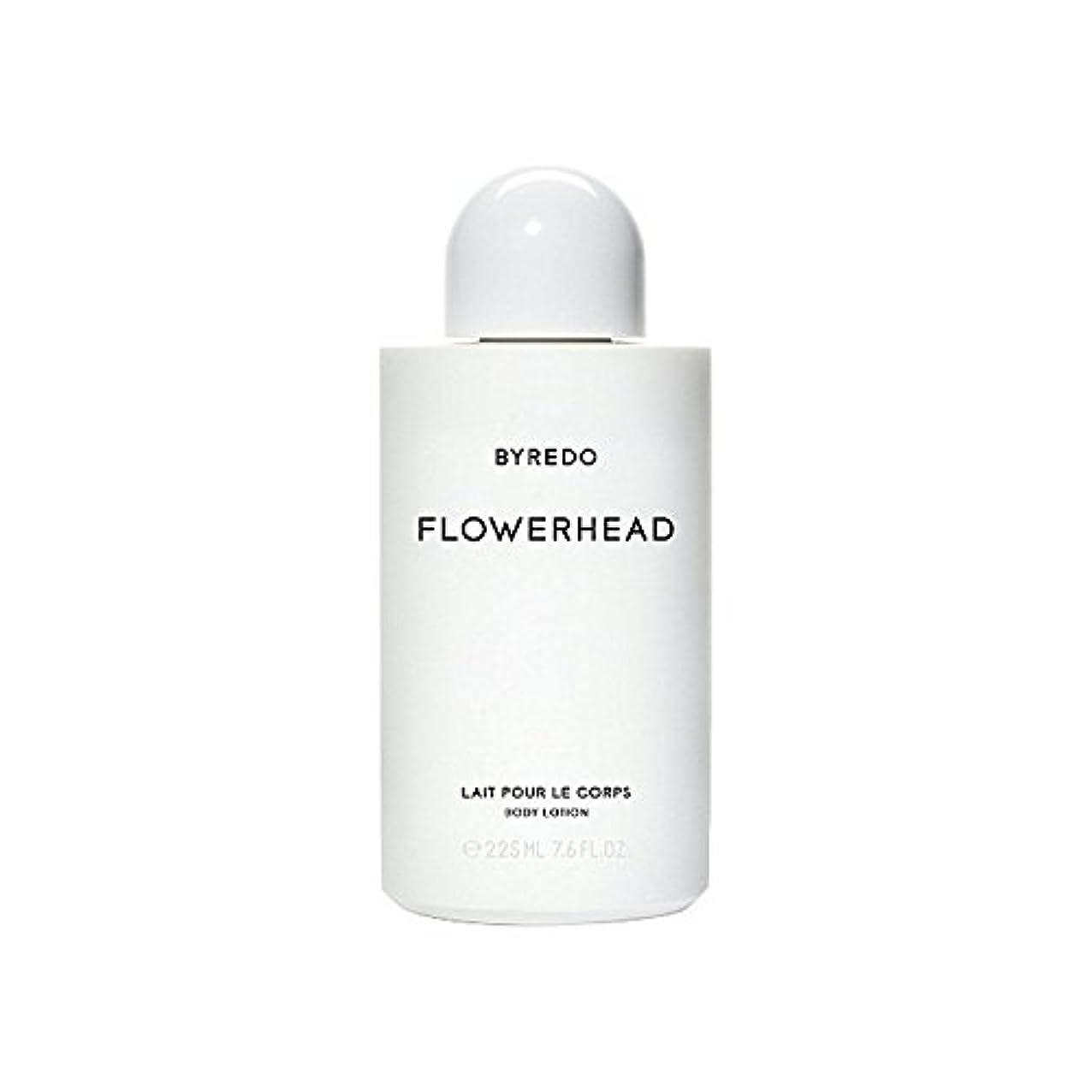 火デクリメント取り扱いByredo Flowerhead Body Lotion 225ml (Pack of 6) - ボディローション225ミリリットル x6 [並行輸入品]