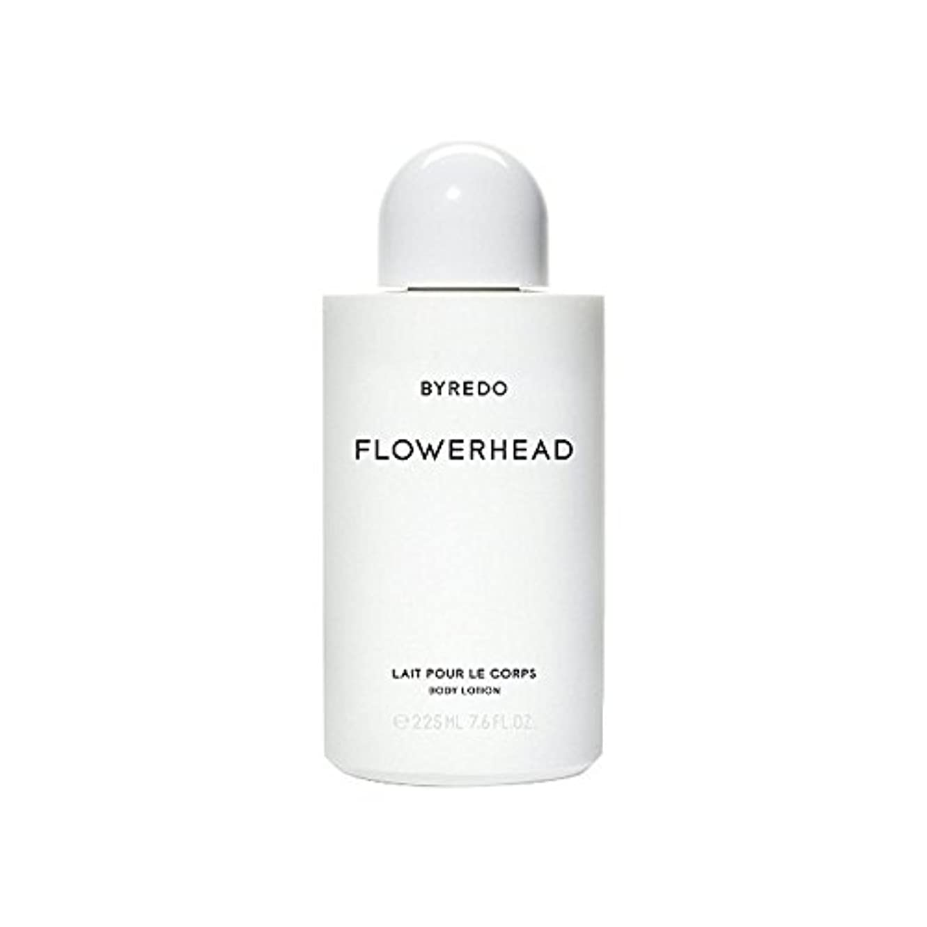 論理的に引数盟主Byredo Flowerhead Body Lotion 225ml (Pack of 6) - ボディローション225ミリリットル x6 [並行輸入品]