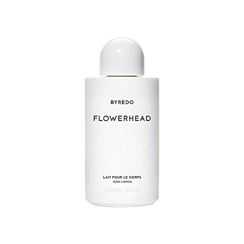 島お風呂を持っているインストラクターByredo Flowerhead Body Lotion 225ml (Pack of 6) - ボディローション225ミリリットル x6 [並行輸入品]