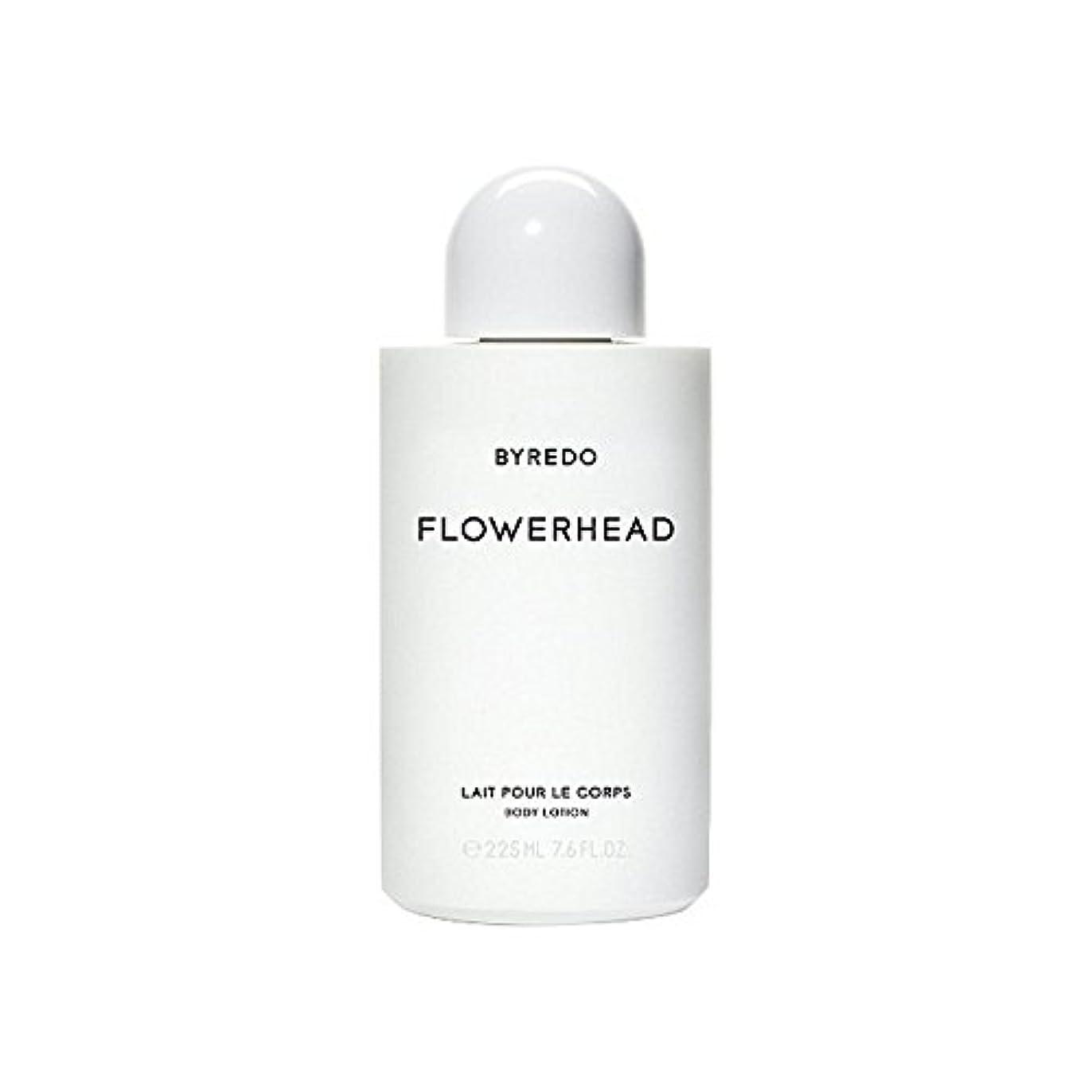 Byredo Flowerhead Body Lotion 225ml (Pack of 6) - ボディローション225ミリリットル x6 [並行輸入品]