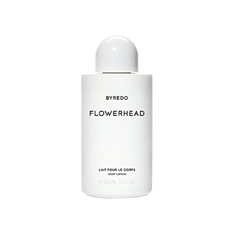 疼痛強打キルスボディローション225ミリリットル x4 - Byredo Flowerhead Body Lotion 225ml (Pack of 4) [並行輸入品]