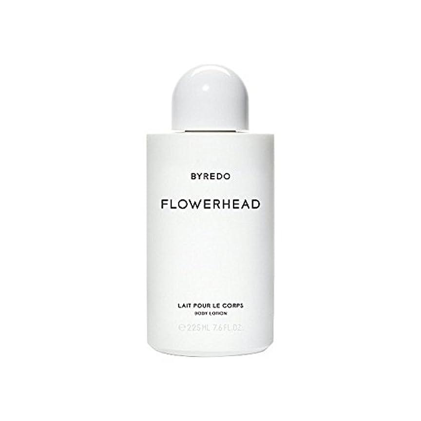 効能ジャンク休暇Byredo Flowerhead Body Lotion 225ml (Pack of 6) - ボディローション225ミリリットル x6 [並行輸入品]