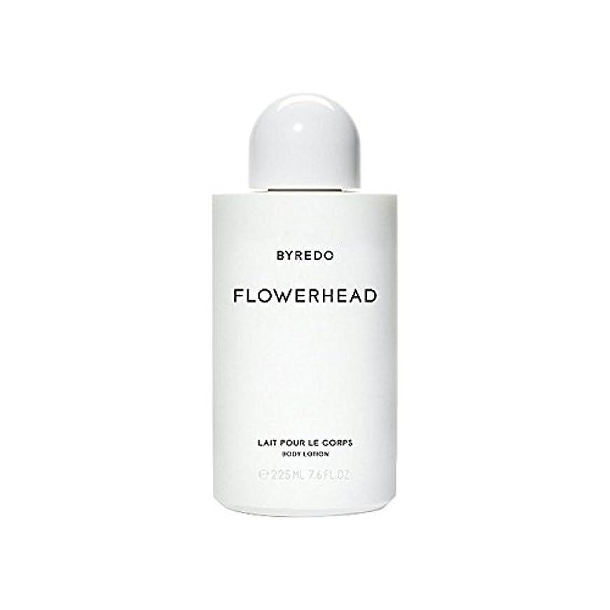 協同道徳の計画Byredo Flowerhead Body Lotion 225ml - ボディローション225ミリリットル [並行輸入品]