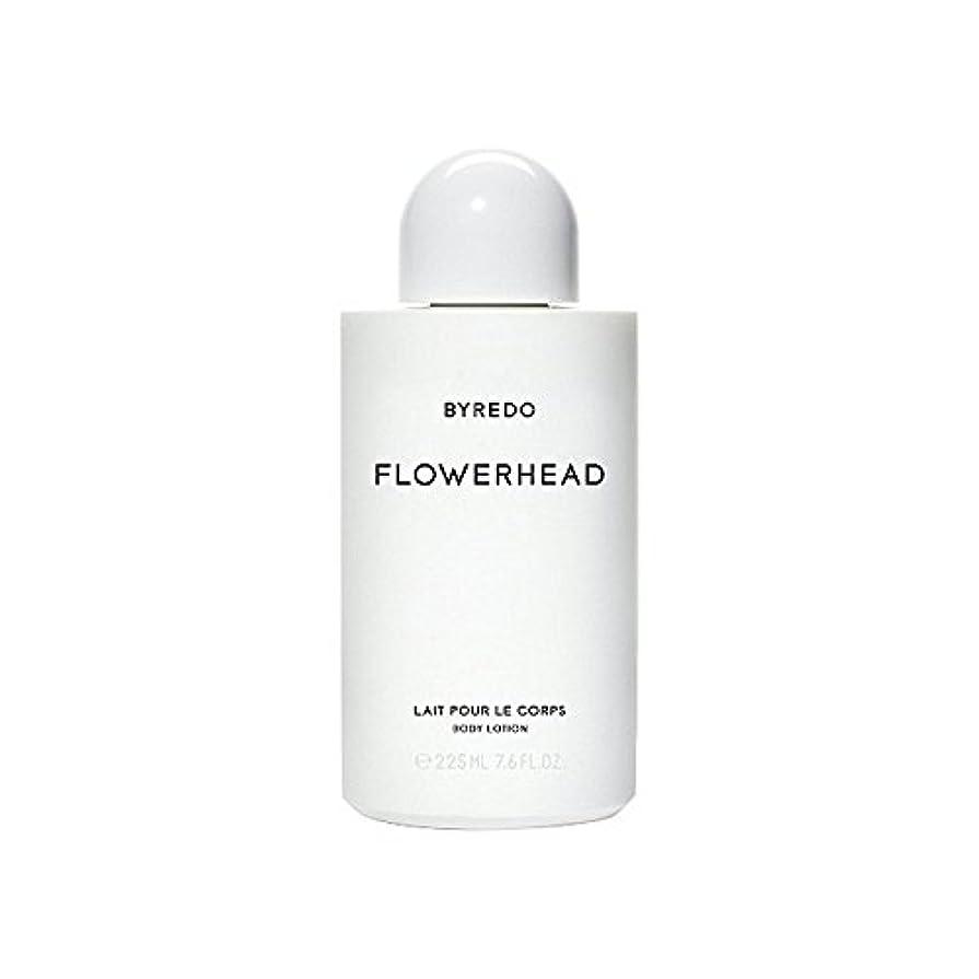 机飢饉勃起Byredo Flowerhead Body Lotion 225ml (Pack of 6) - ボディローション225ミリリットル x6 [並行輸入品]
