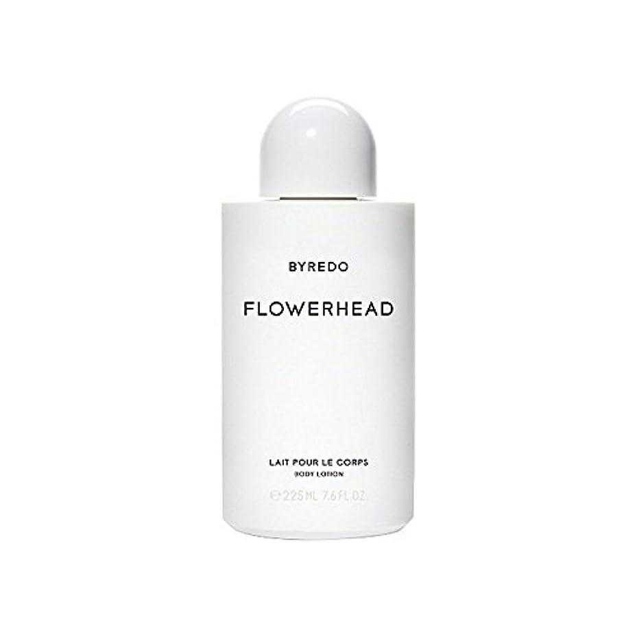 出撃者叙情的な習字Byredo Flowerhead Body Lotion 225ml - ボディローション225ミリリットル [並行輸入品]