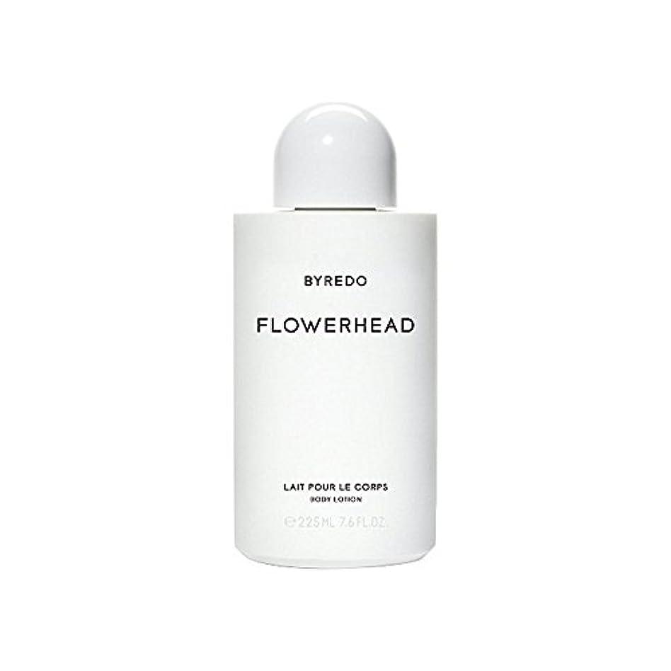 ポット排泄する逸脱Byredo Flowerhead Body Lotion 225ml (Pack of 6) - ボディローション225ミリリットル x6 [並行輸入品]