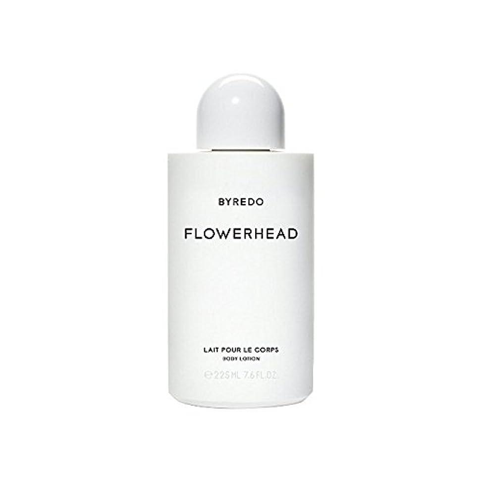 アミューズメントコート評価ボディローション225ミリリットル x4 - Byredo Flowerhead Body Lotion 225ml (Pack of 4) [並行輸入品]