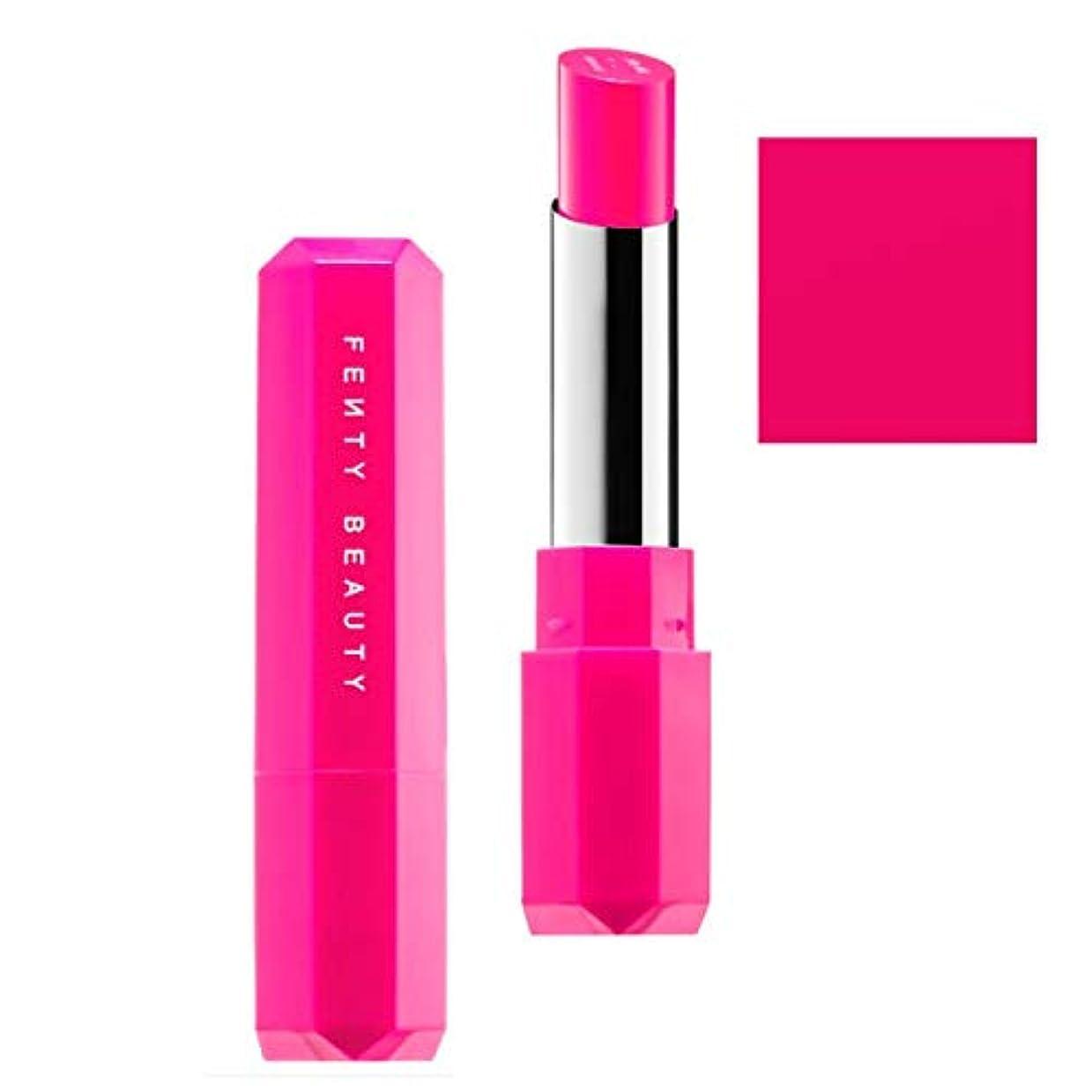 キモい情熱楽しいFENTY BEAUTY BY RIHANNA,New!!, 限定版 limited-edition, Poutsicle Juicy Satin Lipstick - Tropic Tantrum [海外直送品] [並行輸入品]