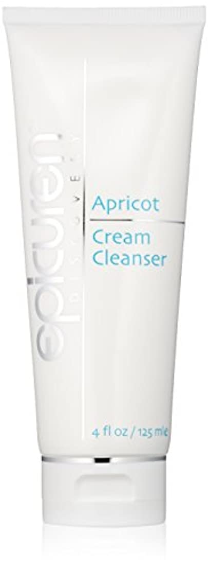 日付進捗正気Epicuren Apricot Cream Cleanser - For Dry & Normal Skin Types 125ml/4oz並行輸入品