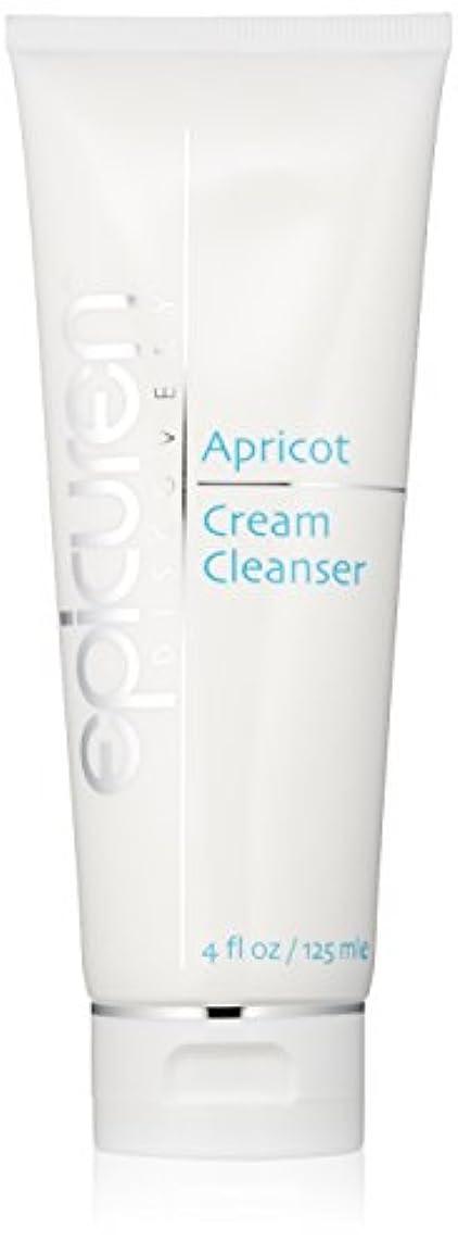 パースコンプライアンスバスルームEpicuren Apricot Cream Cleanser - For Dry & Normal Skin Types 125ml/4oz並行輸入品
