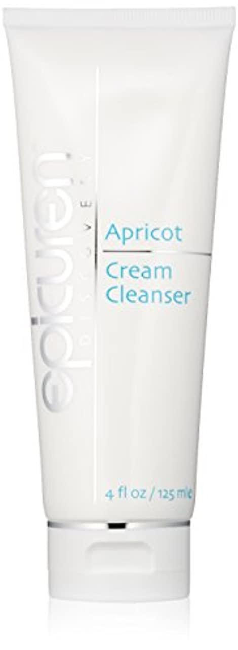 臨検スローコマンドEpicuren Apricot Cream Cleanser - For Dry & Normal Skin Types 125ml/4oz並行輸入品