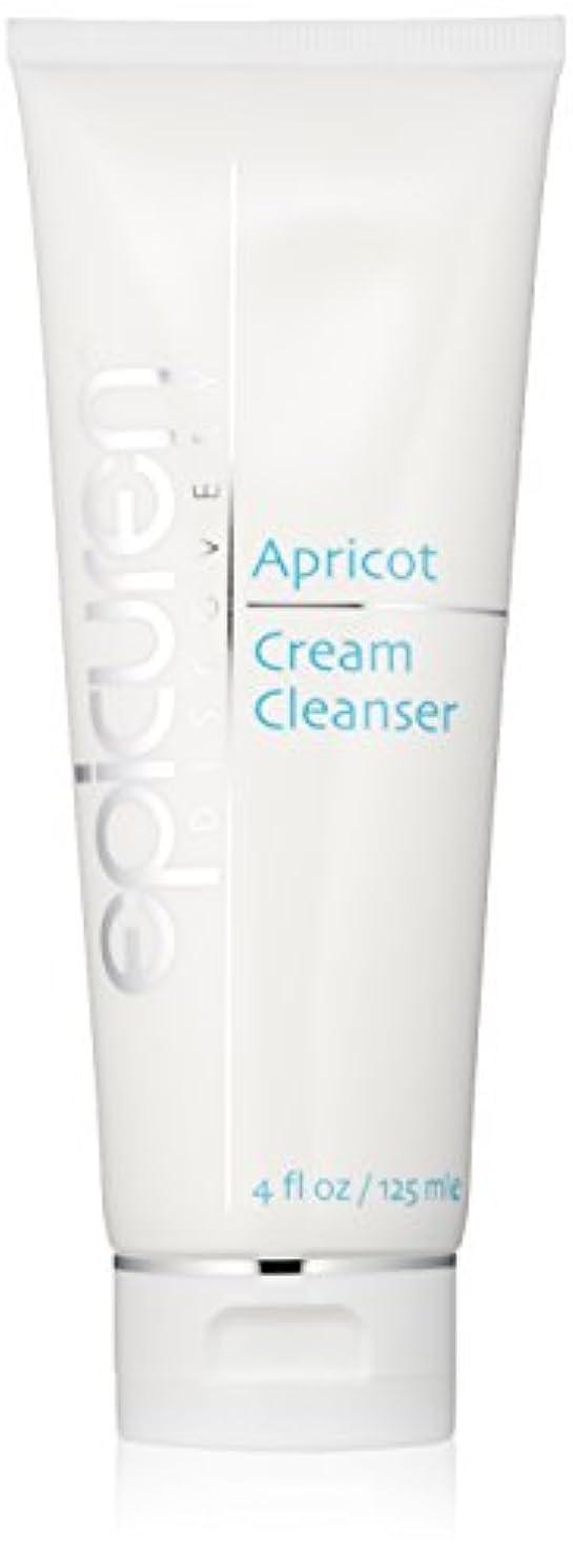 フレームワーク圧力ポークEpicuren Apricot Cream Cleanser - For Dry & Normal Skin Types 125ml/4oz並行輸入品