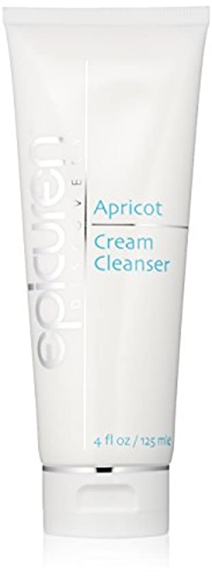 Epicuren Apricot Cream Cleanser - For Dry & Normal Skin Types 125ml/4oz並行輸入品