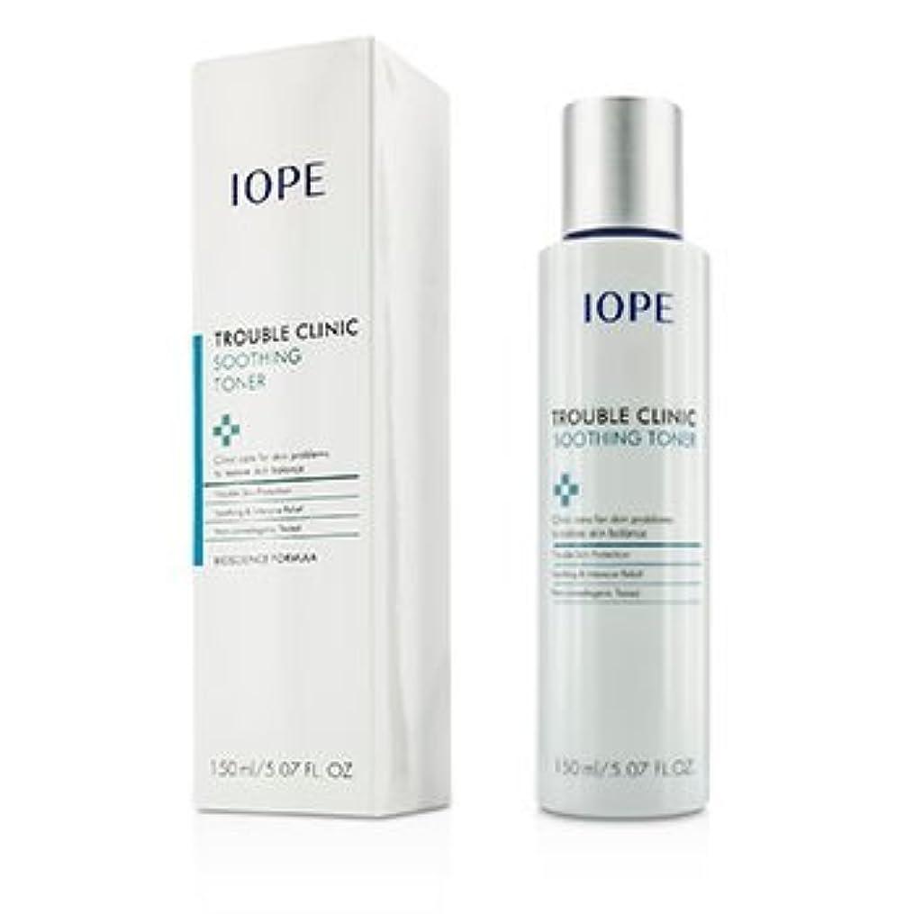 定義説得パンフレット[IOPE] Trouble Clinic Soothing Toner 150ml/5.07oz