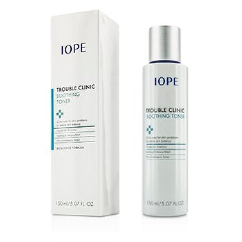 プロトタイプ瞬時にローラー[IOPE] Trouble Clinic Soothing Toner 150ml/5.07oz