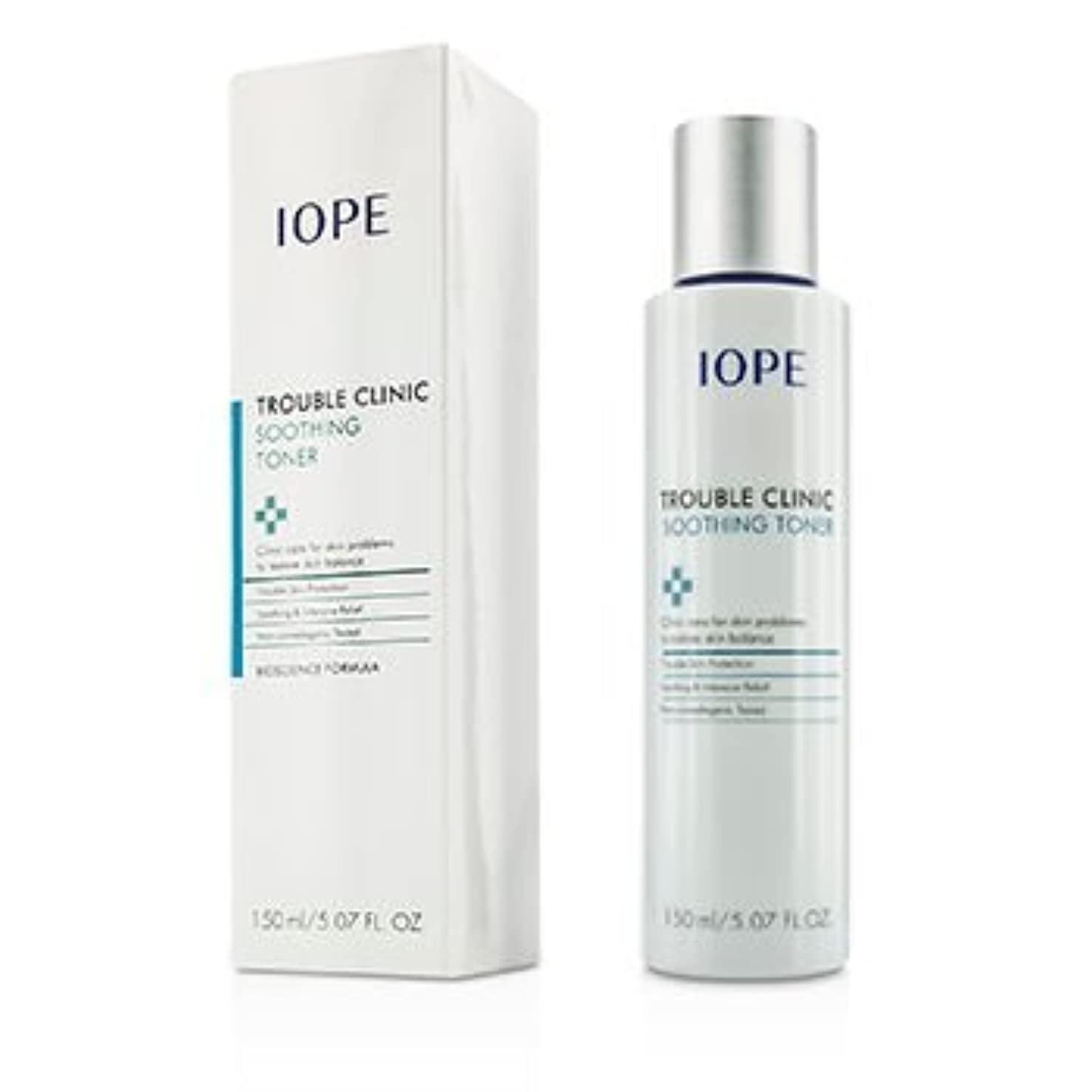 共和党葉先行する[IOPE] Trouble Clinic Soothing Toner 150ml/5.07oz