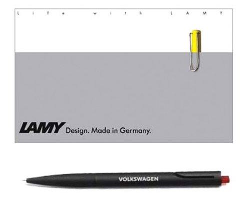 【ラミー】 デザインブック(書籍+ボールペン)