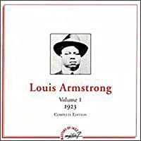 Louis Armstrong / Vol.1 : 1923