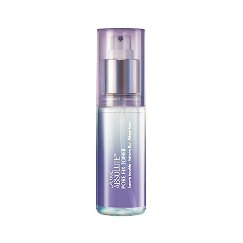 腐った政治家無力Lakme Absolute Pore Fix Toner, 60ml