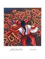 アートポスター印刷–Las Camadres ( SM。)–アーティスト: Simon silva-ポスターサイズ: 22x 17
