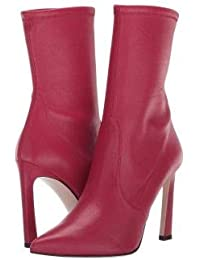 Stuart Weitzman(スチュアートワイツマン) レディース 女性用 シューズ 靴 ブーツ ミッドカフ Rapture 100 - Persuasion Lush Nappa [並行輸入品]