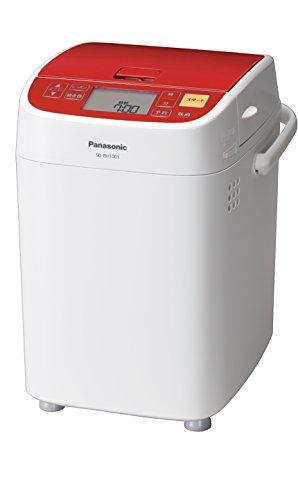 パナソニック ホームベーカリー 1斤タイプ レッド SD-BH...