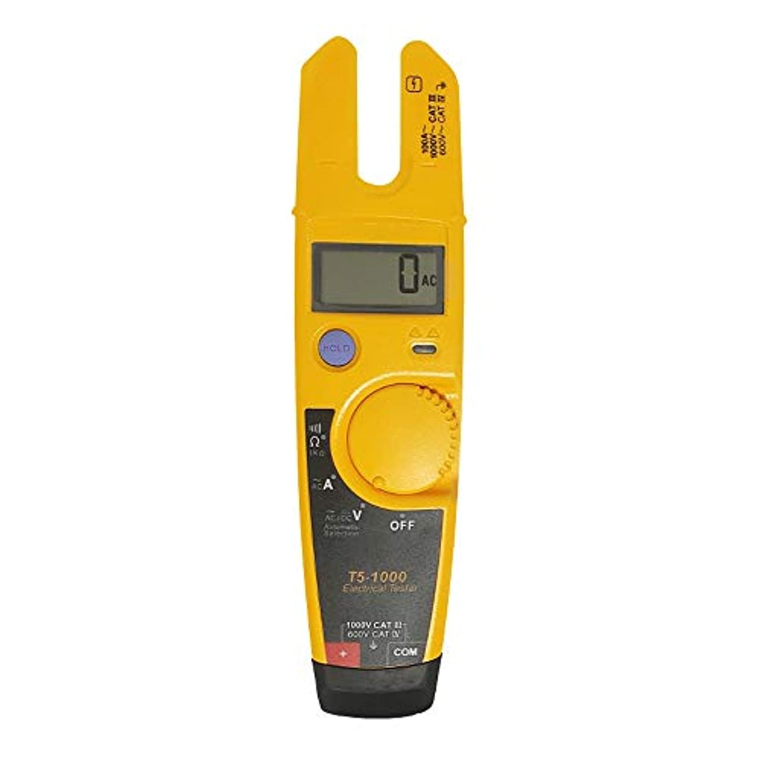 TDHHY Labloot ソフトケース付き T5-600 クランプメーター 電圧 連続電流 クランプメーター