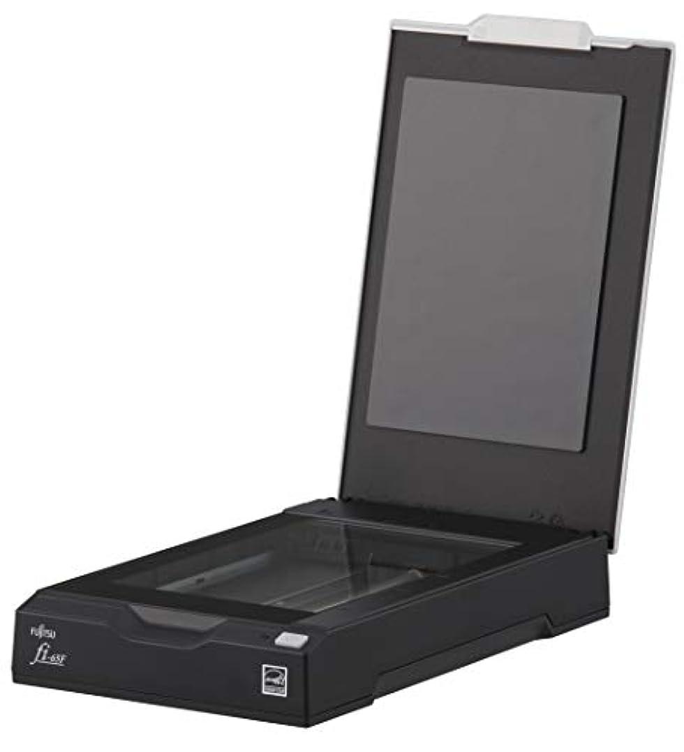 歩くラグ器官Fujitsu fi-65F - Flatbed scanner - A6 - 600 dpi x 600 dpi - USB 2.0