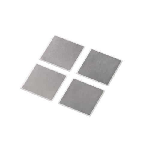 【2010年モデル】ELECOM ノートパソコン用冷却パッド -16.4インチワイドサイズ対応 4枚入り SX-PD164