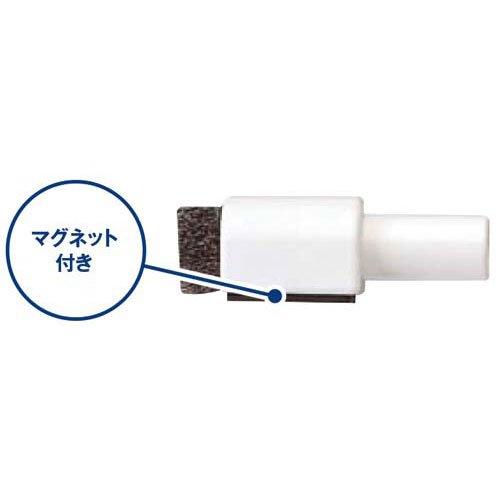 コクヨ イレーザー付きホワイトボード用マーカー極細赤10本