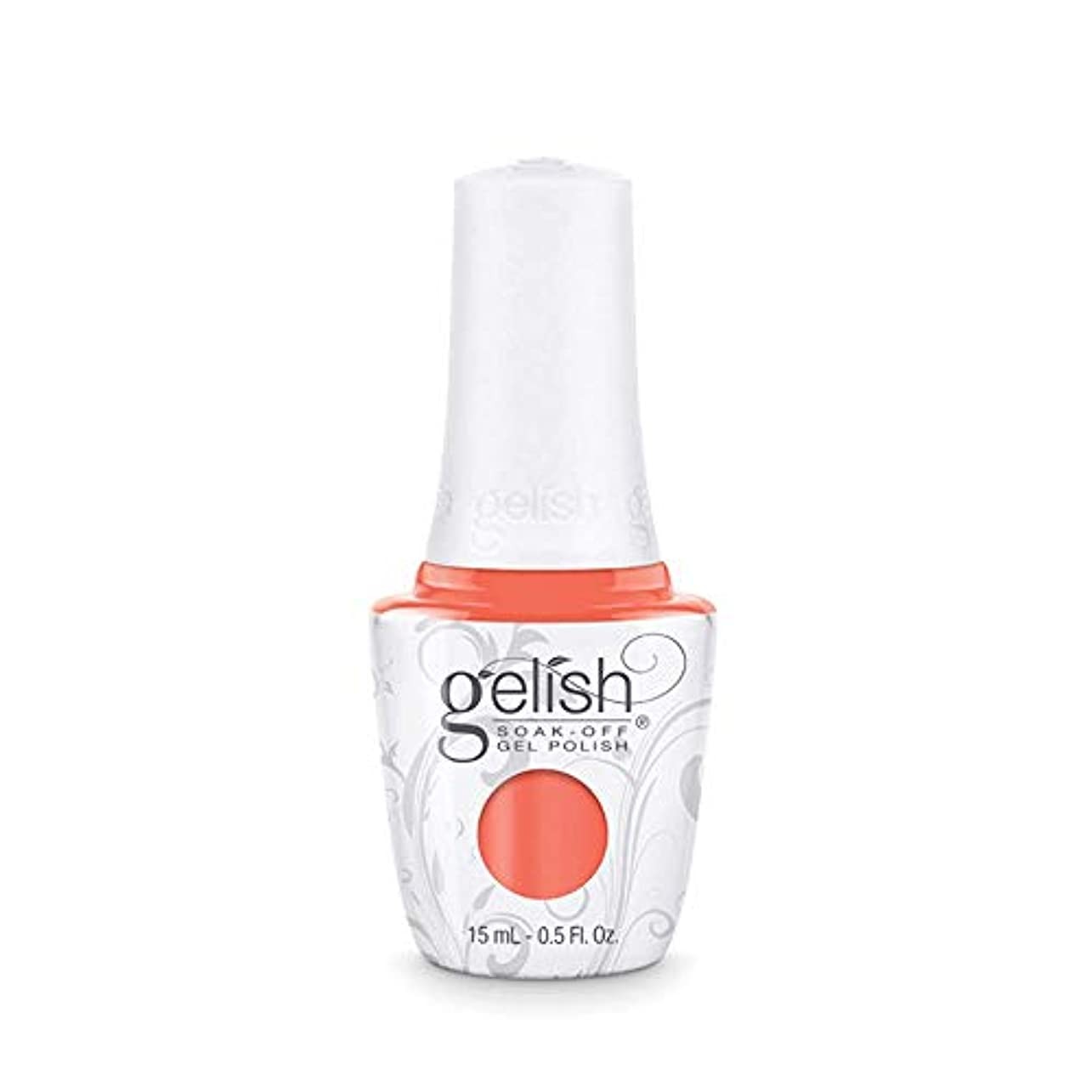 適用済み上流の風変わりなHarmony Gelish - Rockin' The Reef - 0.5oz/15ml