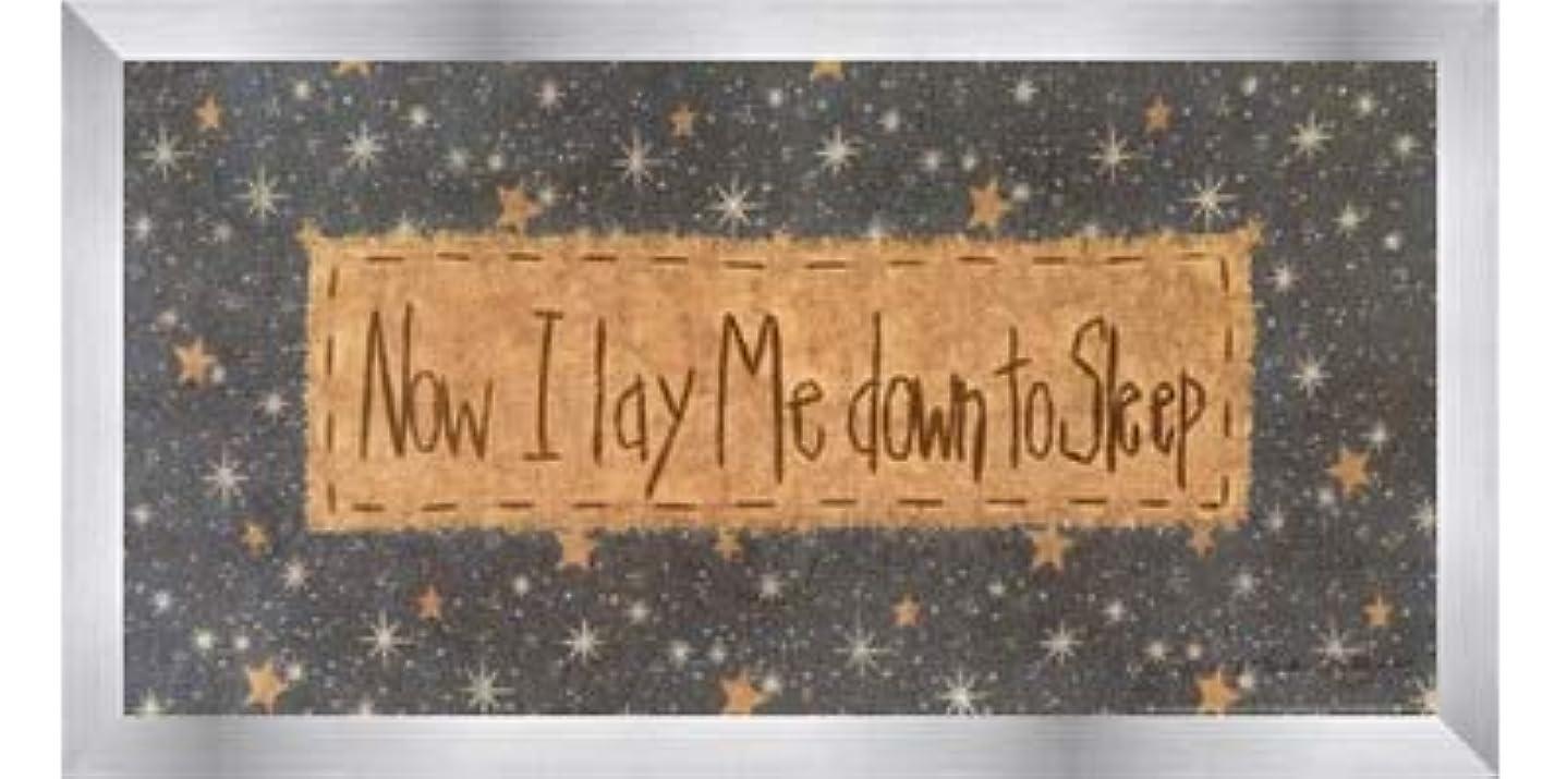 扱う知らせるメーカーNow I Lay Me Down to Sleep by Vicki Huffman – 16 x 8インチ – アートプリントポスター LE_479949-F9935-16x8