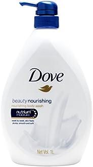 Dove Beauty Nourishing Body Wash, 1L