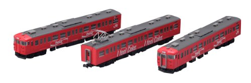 TOMIX Nゲージ 92390 115-1000系近郊電車 (コカ・コーラ塗装)セット