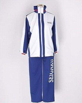 コスプレ衣装 テニスの王子様 青学ジャージ4点セットS~XL (M)3208